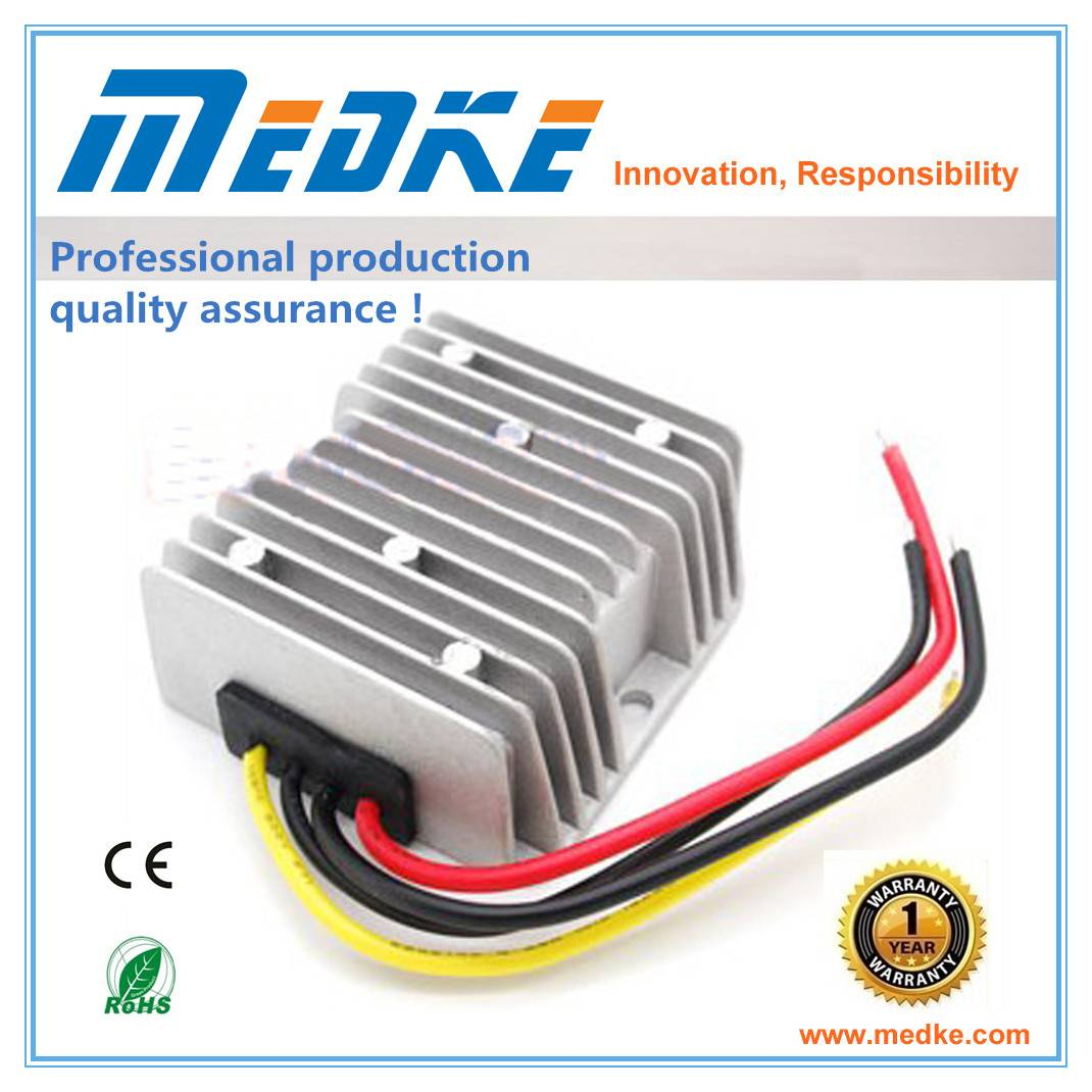 new product dc/dc converter 48V to 24V 5a for cars power supply
