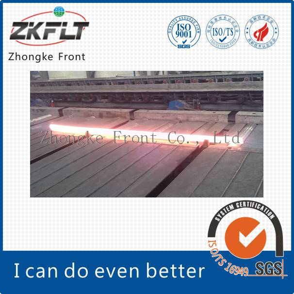Q235 Steel Strip for End Plate