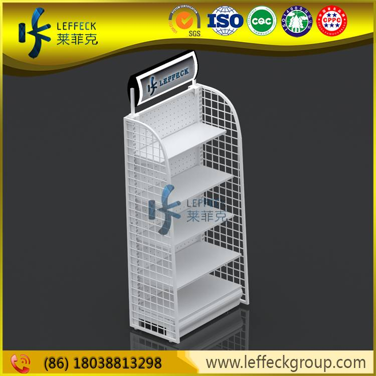 Grocery store equipment shelves display racks for sale
