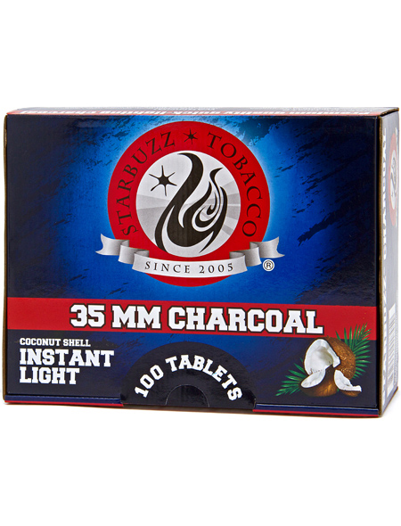 Starbuzz Instant Light Coconut Coals