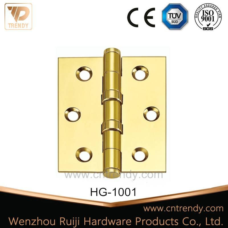 Door Hardware Brass Stainless Steel Door Hinge with 4bb