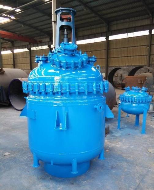 Resin Reactor 5000L for paint, eva and hot melt adhesive