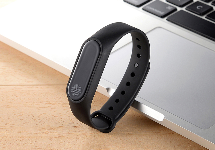 M2 smart sports wristband with heart rate monitoring