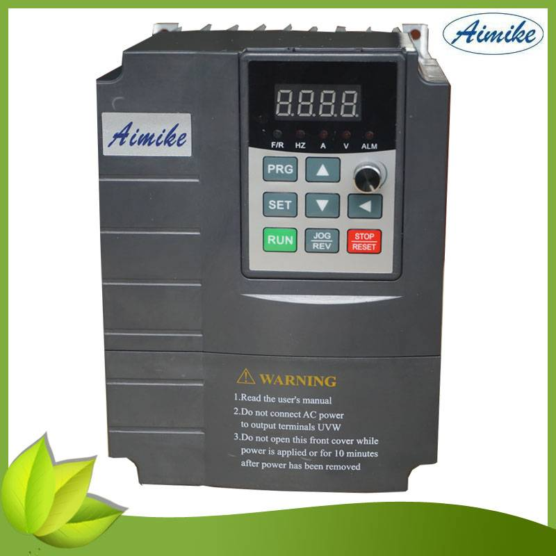 ce approval 1.5kw 2hp 380v 3phase output ac variable speed drive vfd