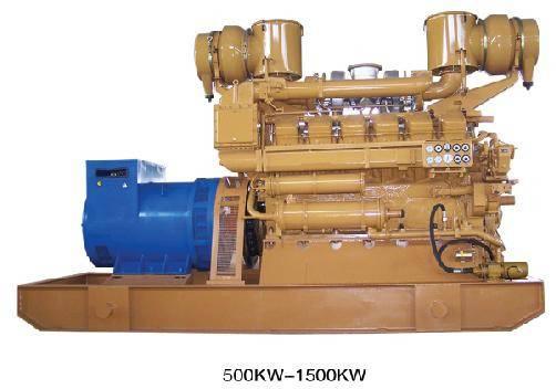 300kw diesel engine generator
