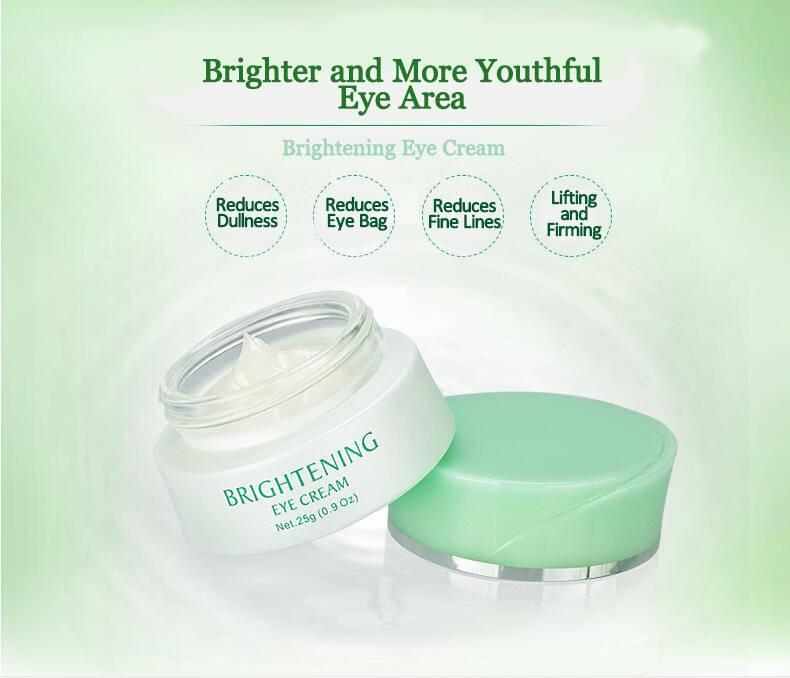 Aloe Vera Brightening Eye Cream, whitening eye cream