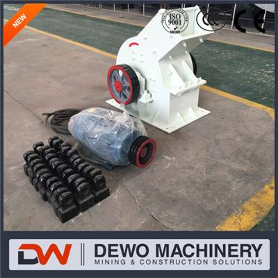 The Well-known Dewo Brand Heavy Hammer Crusher