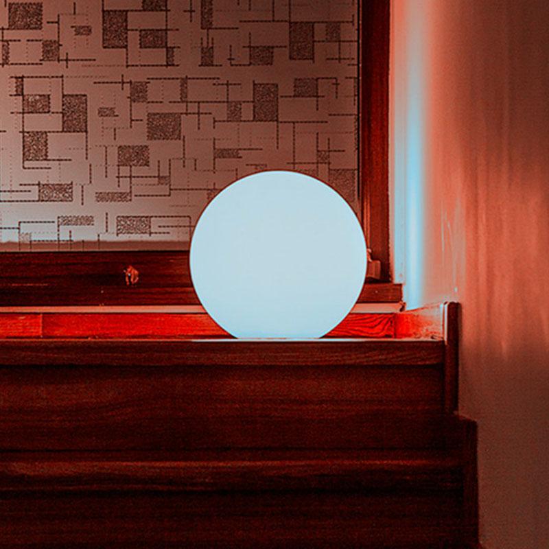 35cm Color Change Floating Led Ball Lighting For Outdoor Decor
