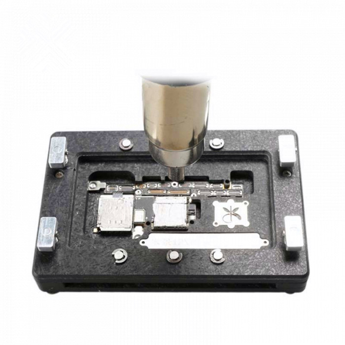 MJ IPhone X PCB Locking Test Fixture Logic Board BGA Repair Platform