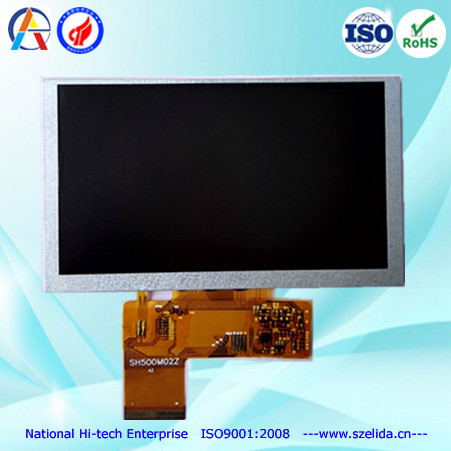 factory supply A grade oem tft lcd display 1.22 inch to 10.1 inch with touch