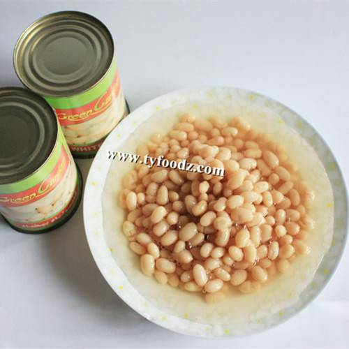 400g Canned White Kidney Beans in Brine