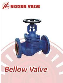 bellow sealed globe/gate valve/valves