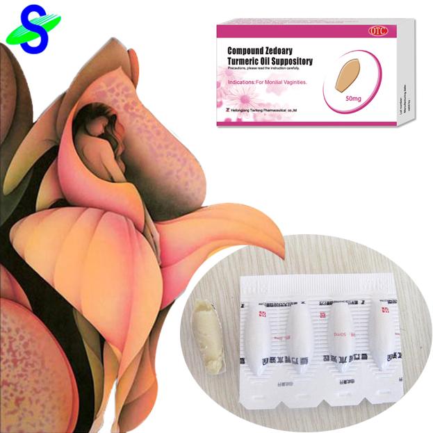 Anti Vaginal Bacteria Monilial, Trichomonas Bacteria, Stop Vaginal Itching Colpitis Medicine Supposi