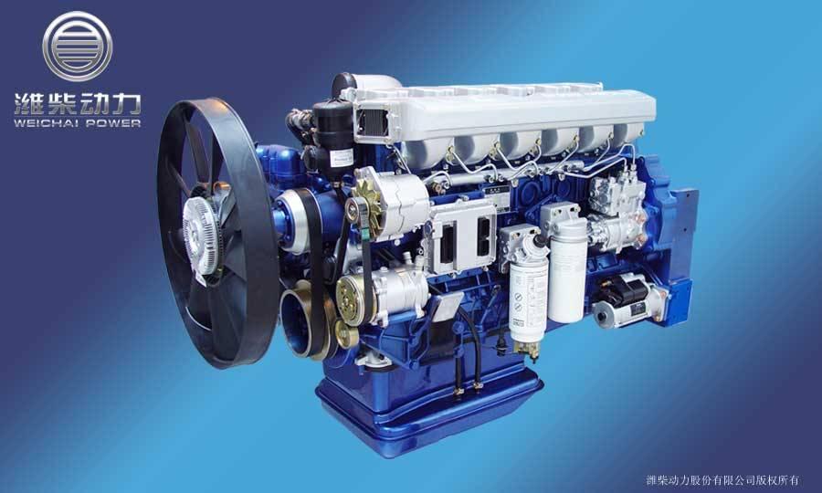 Truck Engine