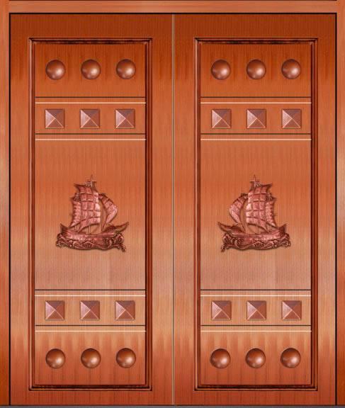 Copper Clad Steel Strip for Luxury Copper Door