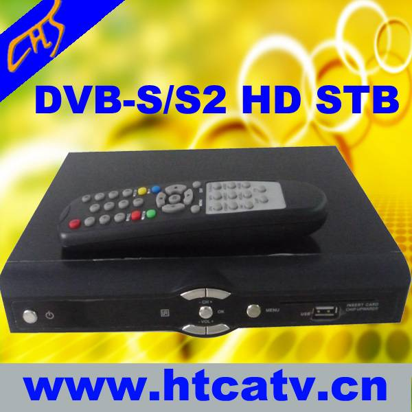 QPSK DVB-S2 HD Set Top Box