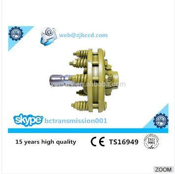 Agricultural Machinery Wide Angle PTO Shaft Friction Clutch Wide Angle Joints of the PTO Tractor Sha