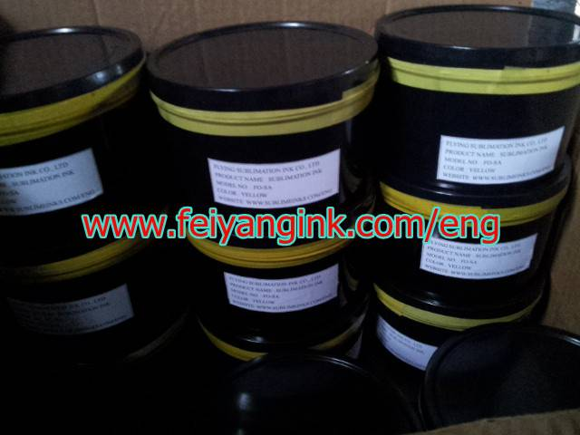 Sublimation Printing Ink for Offset Machine FLYING FO-SA
