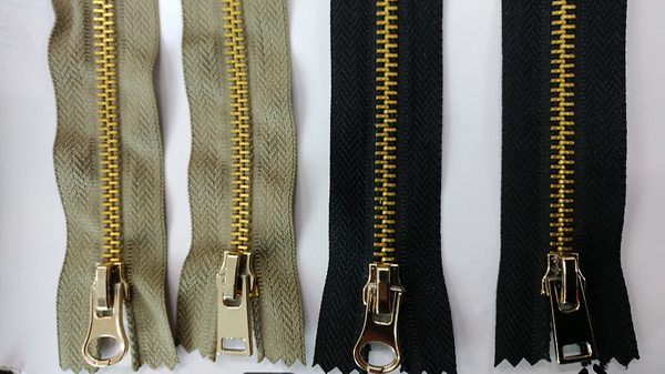 ZIPPER,ZIPPER CHAIN & SLIDER,ZIPPER FASTNER