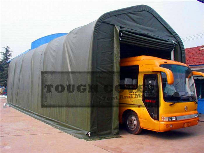Bus Garage, RV shelter, Boat Tent TC1832, TC1850, TC1865