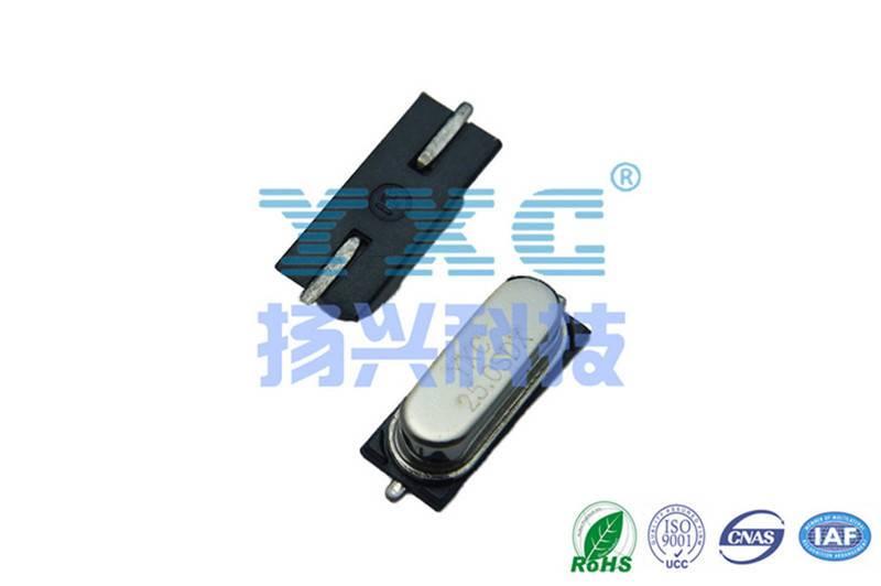 25mhz crystal 49S hc-49s 20PF 20PPM SMD Passive Quartz resonator crystal 25.000 mhz 25 mhz cristais