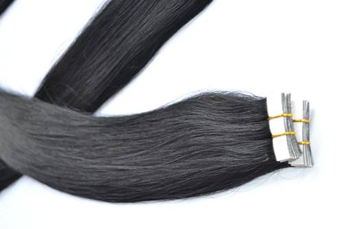 Remy Human Hair Skin Hair Weft Tape in Hair Weft