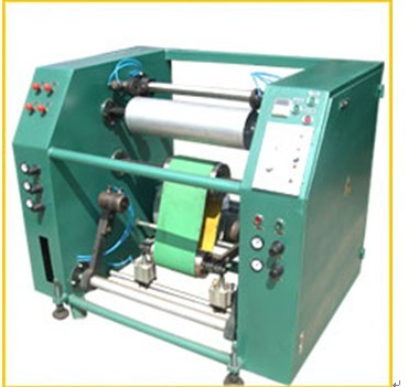 Automatic Small Paper Roll Slitter Rewinder