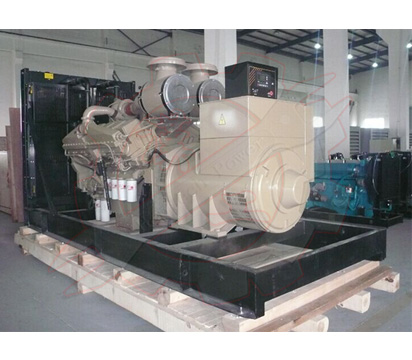 1200KW Cummins Generator Set