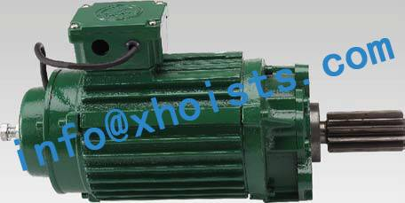 Crane Geared Motor