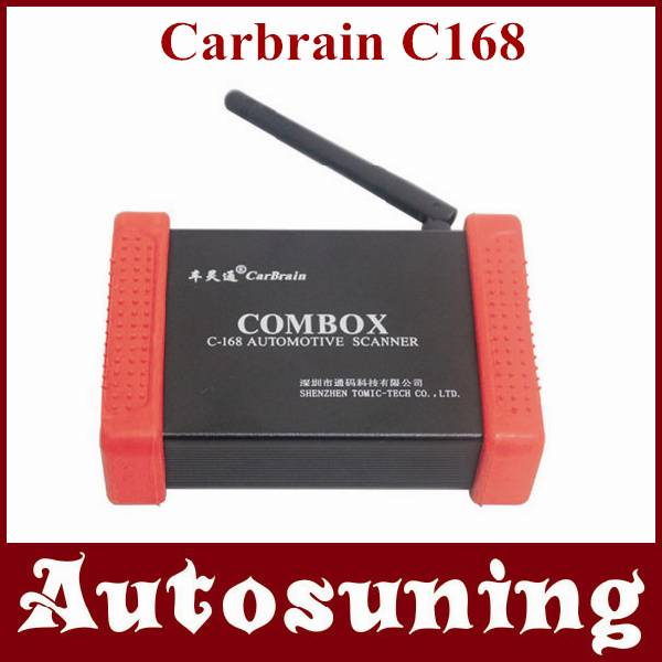 Latest CarBrain C168 Auto Diagnostic Tool for Universal Vehicles Update via Email
