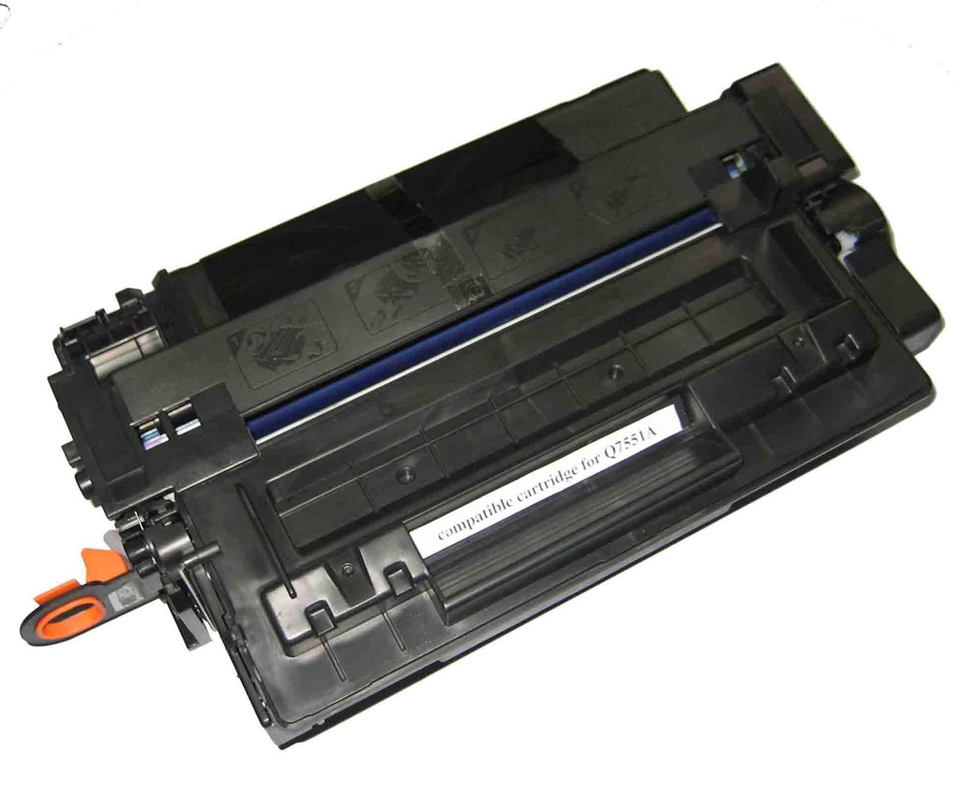 Sunjoy 51A toner cartridge Q7551A compatible for HP Laserjet P3005 M3027 M3035