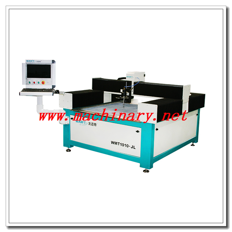 WMT1010-AL smallest water jet cnc carbon steel ,stainless steel cutting machine