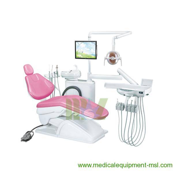 New adjustable dental chair | Cheap medical dental chair-MSLDU13