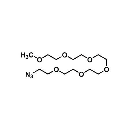 mPEG6-azide; mPEG6-N3; CAS#1043884-49-6