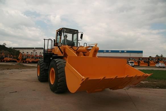 2016 new model  5Twheel loader(HT50G)