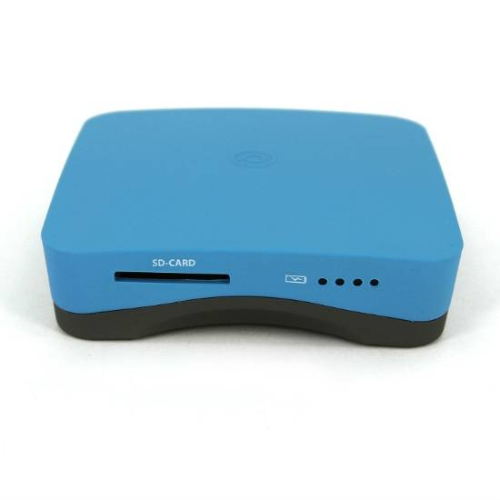 Share Foil-3G Wi-Fi Travel Router With 6600mAh Power