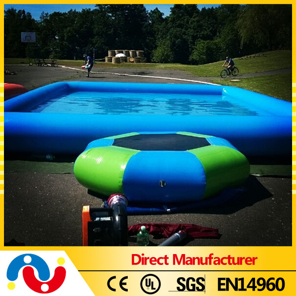 Hot and new products for PVC automatic swimming pool covers swim water pool for sale