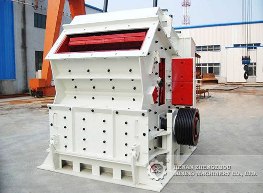 High Efficiency PF Series Impact Crusher with Factory Price