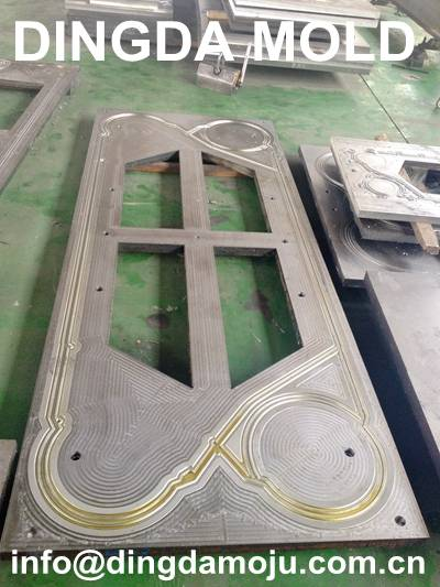 GL13 Gasket mold for Tranter plate heat exchanger