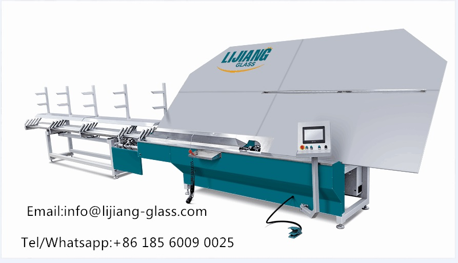 Automatic spacer bending machine of insulating glass machine