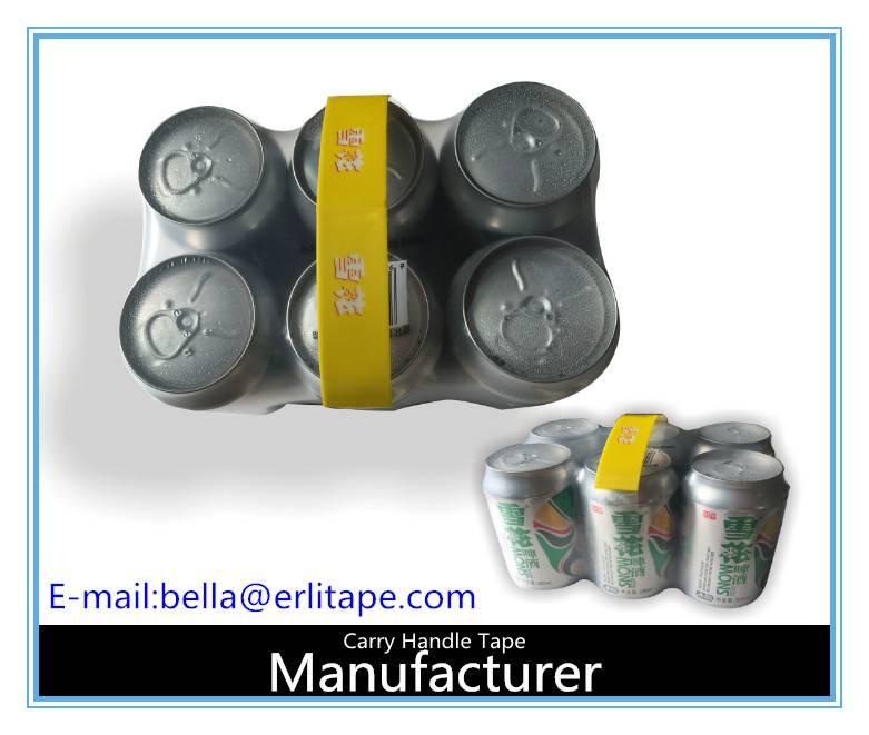 adhesive handle pre-laminated PE foam Mopp film