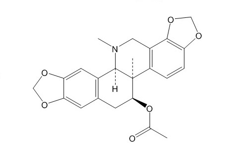 High quality Acetylcorynoline for reference standards materials
