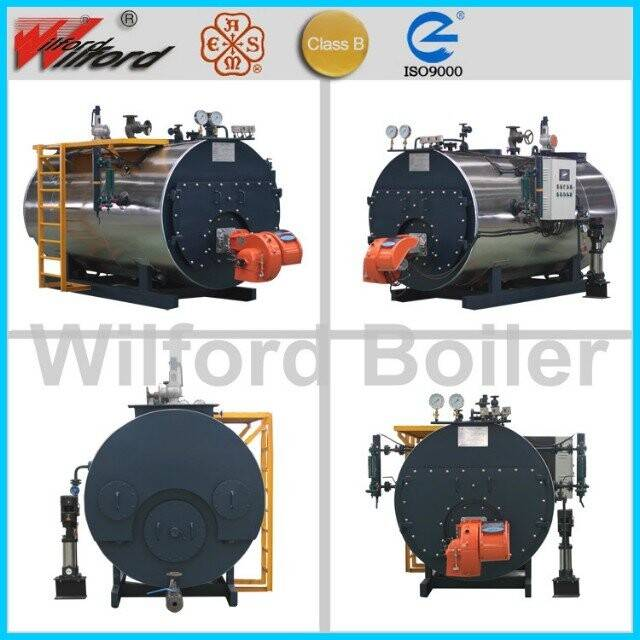 Industrial Oil Steam Boiler