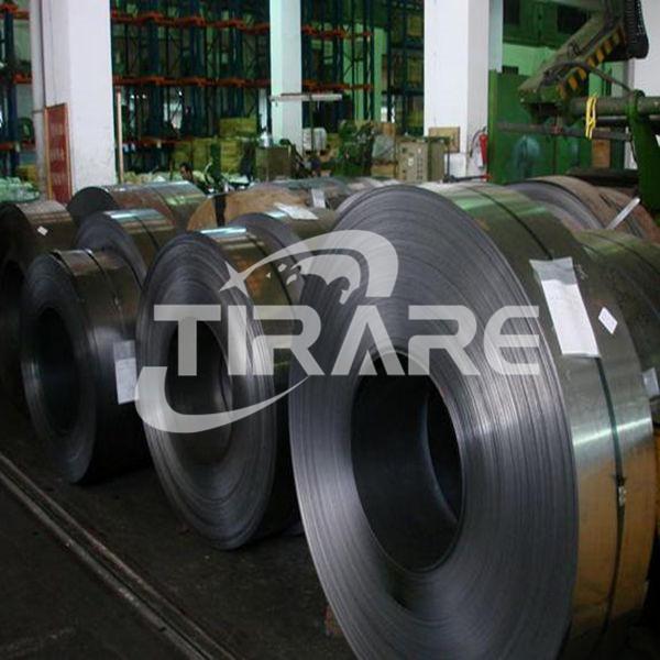 Gr1 Gr2 titanium foil titanium strip titanium ribbon for corrosive-resistant