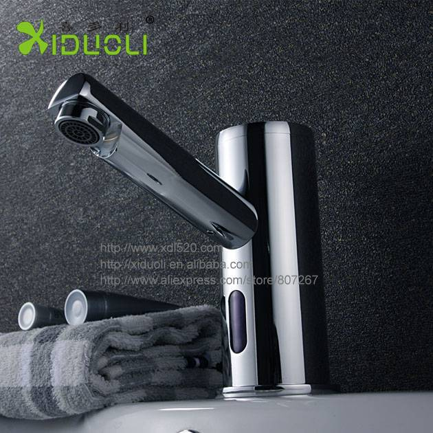 Touchless Water Saver,infrared sensor faucet,automatic sensor faucet