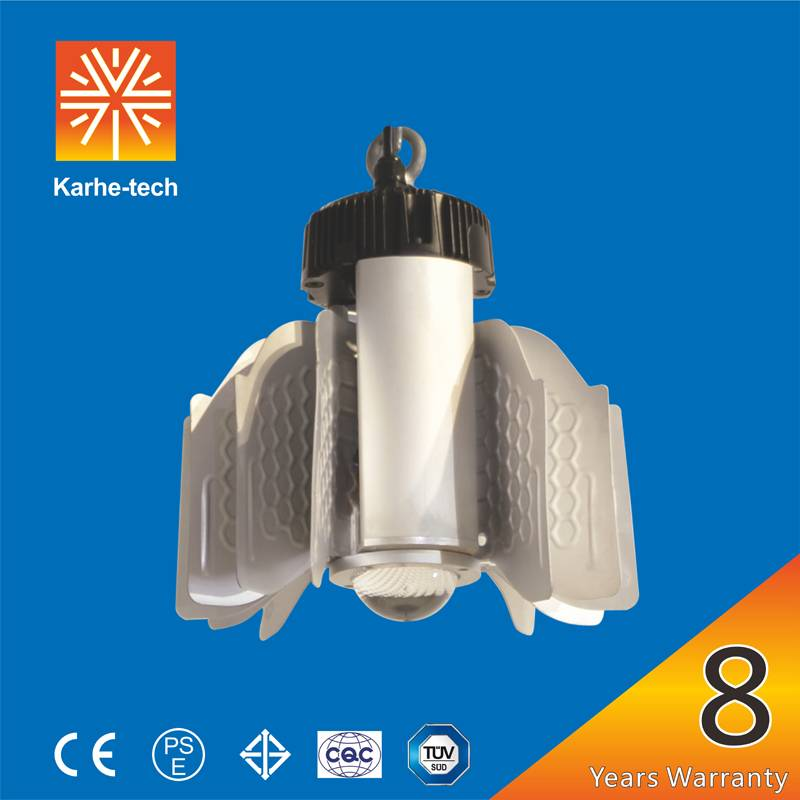 LED 150W Industrial Lighting Factory Exhibition Warehouse High Bay Lights