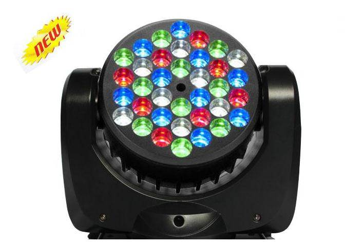 3W*36 LED BEAM LIGHT