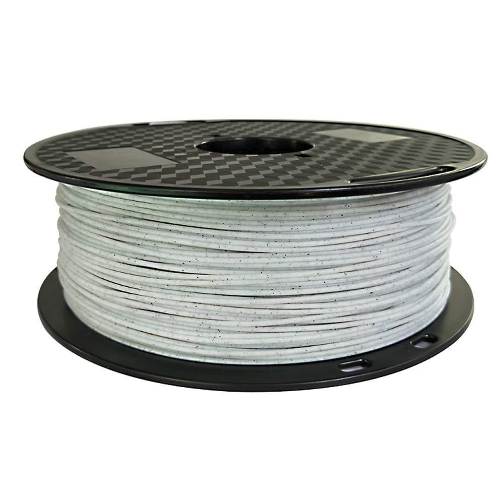 Tronhoo Marble PLA Filament 1 KG 1.75mm 3D Printing Filament For FDM 3D Printer
