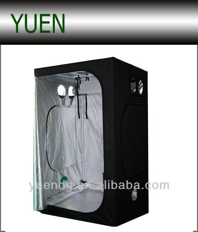 Eco-friendly indoor hydroponic grow tent