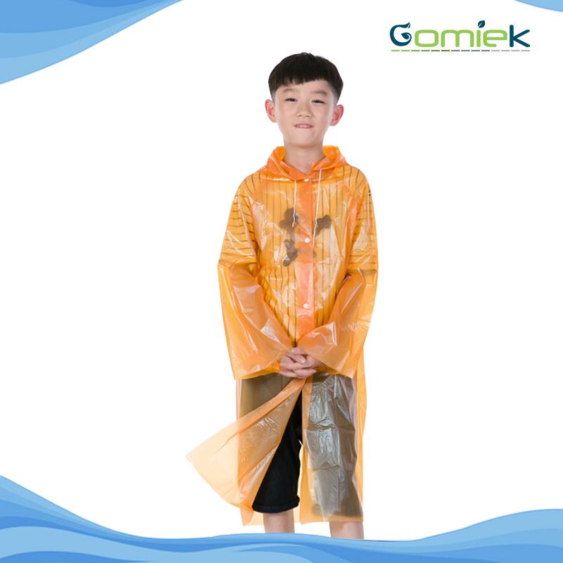 Gomiek kids raincoat C2